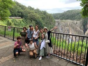 キュランダバロン滝